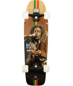 Sector 9 x Bob Marley Concrete Jungle Cruiser Complete
