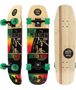 Sector 9 X Bob Marley Natty Ride Cruiser Complete