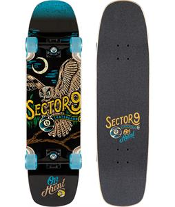 Sector 9 Ambush Woodshed Cruiser Complete