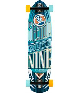 Sector 9 Carbon Flight Comp Cruiser Complete