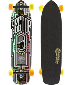 Sector 9 Carbon Flight Cruiser Complete