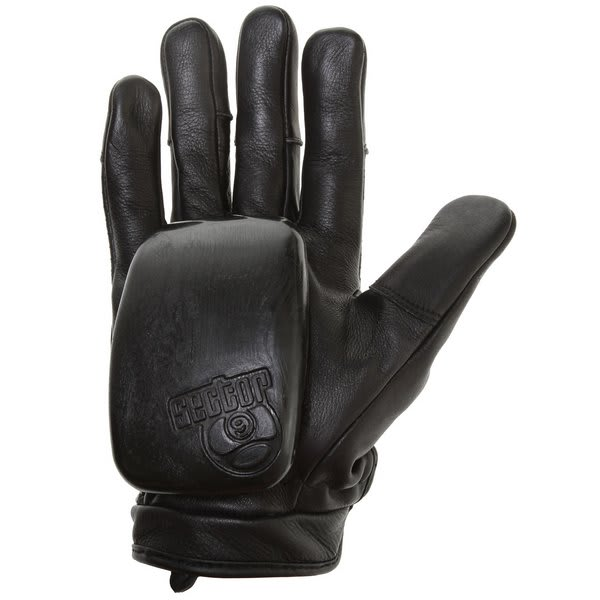 Sector 9 Driver Slide Skate Gloves Black U.S.A. & Canada