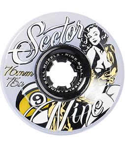 Sector 9 Goddess Of Speed Longboard Wheels