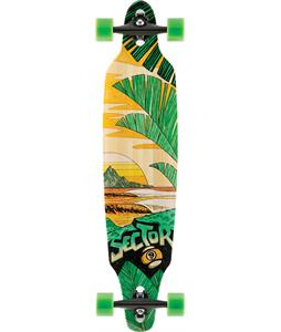 Sector 9 Lookout Bamboo Longboard Complete