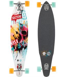 Sector 9 Meggs Rise & Fall Longboard Complete