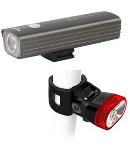 Serfas Combo USL-500/UTL-30 Bike Light Set