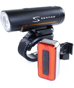 Serfas True Sereis Combo TSL-750R/TST-130 Bike Light Set