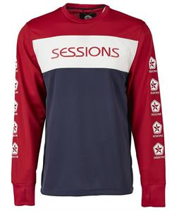 Sessions Roost Riding Jersey L/S Shirt