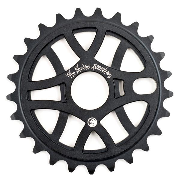The Shadow Conspiracy Ravager Sprocket Black 25T U.S.A. & Canada