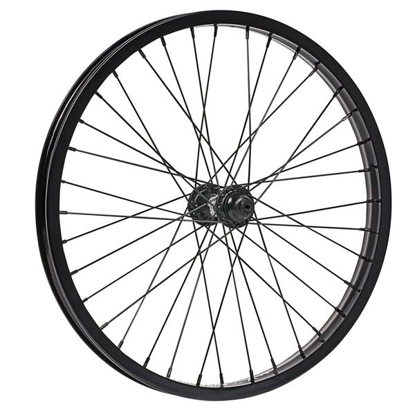 "The Shadow Conspiracy Stun Front Wheel Black 20"" U.S.A. & Canada"