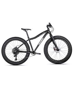 Framed Wolftrax Alloy Nx Eagle 1X12 Fat Bike w/ Alloy Fork & 27.5 Alloy Wheels Black/Black