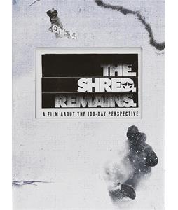Shred Remains (Rome) Snowboard DVD