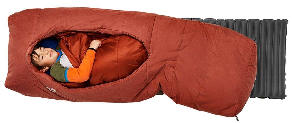 Sierra Designs Frontcountry Bed Sleeping Bag Thumbnail 4
