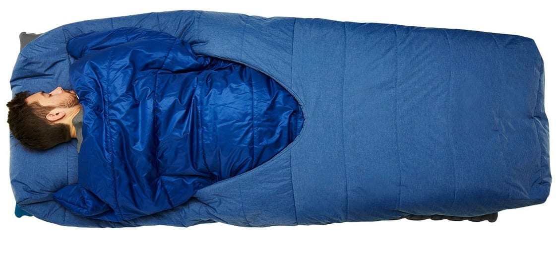 Sierra Designs Frontcountry Bed Sleeping Bag Thumbnail 4