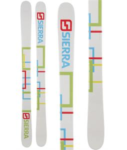 Sierra SB Twin Camrock V2 Skis