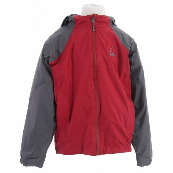 Sierra Designs Hurricane Accelerator Shell Jacket Crimson U.S.A. & Canada