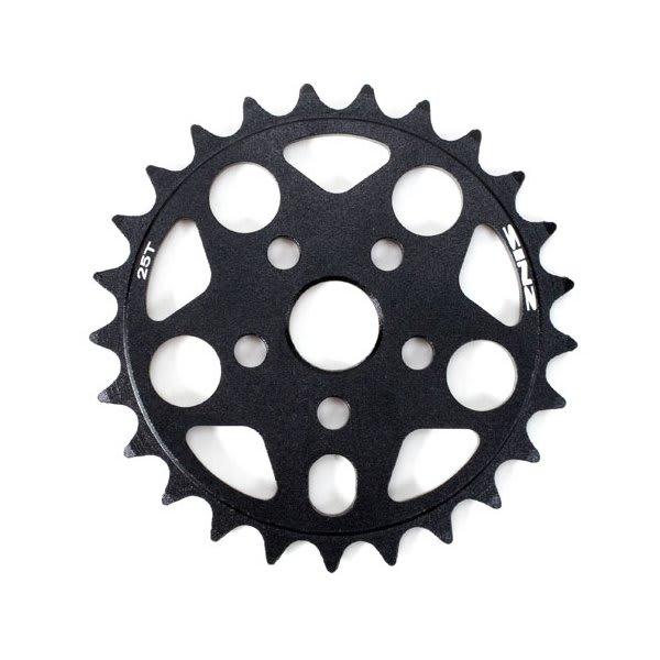 Sinz Cnc Pro Chainwheel Black 25T U.S.A. & Canada