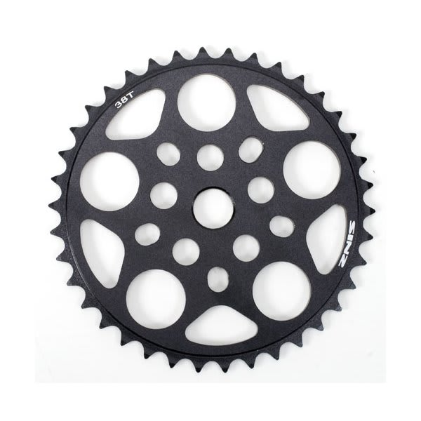 Sinz Cnc Pro Chainwheel Black 38T U.S.A. & Canada