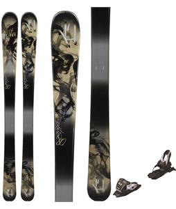 K2 Potion 80X Skis w/ Marker 10.0 TP Bindings