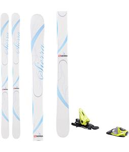 Sierra SB Camrock V2 Skis w/ Look NX 11 Bindings