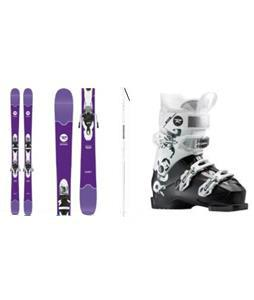 Rossignol Sassy 7 Complete Ski Package