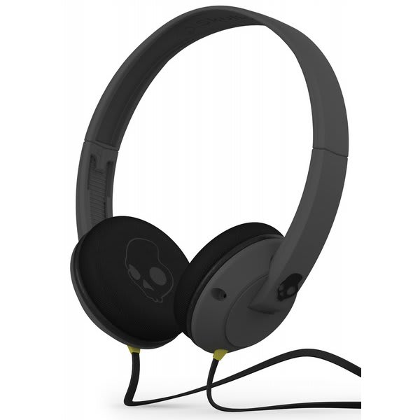 Skullcandy Uprock Headphones Carbon Grey U.S.A. & Canada
