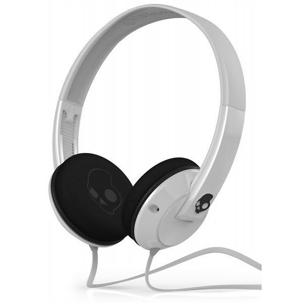 Skullcandy Uprock Headphones White / Black U.S.A. & Canada