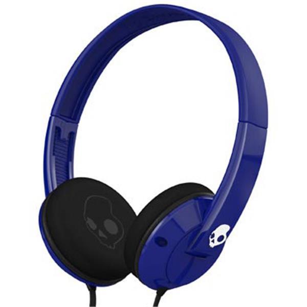 Skullcandy Uprock Headphones Royal / White U.S.A. & Canada