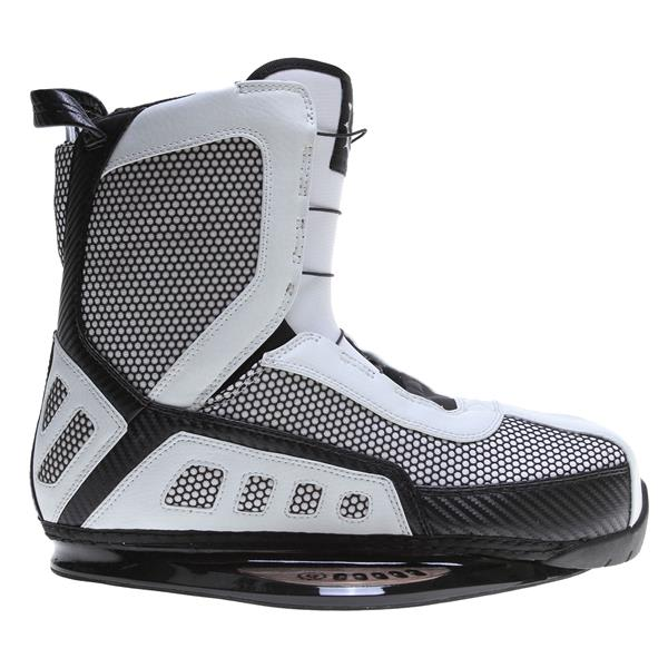Slingshot Rad Wakeboard Bindings White / Black U.S.A. & Canada