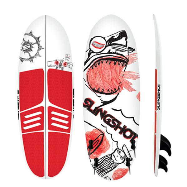 "Slingshot Sp Wakesurfer 5' 4"" U.S.A. & Canada"