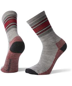 Smartwool Hike Light Striped Crew Socks