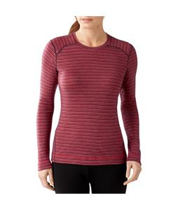 Smartwool NTS Mid 250 Pattern Crew Baselayer Top