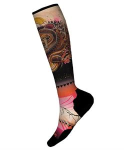 Smartwool PhD Ski Light Elite Print Socks