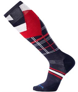 Smartwool PhD Slopestyle Light Elite Plaid Socks