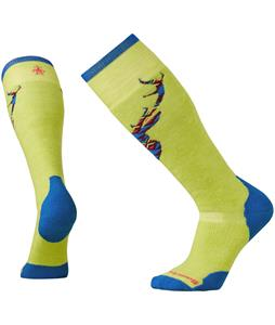 Smartwool PhD Slopestyle Medium Akaigawa Socks