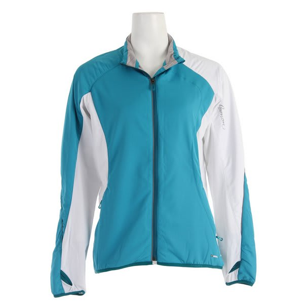Salomon Superfast Ii Cross Country Ski Jacket Bay Blue / White U.S.A. & Canada