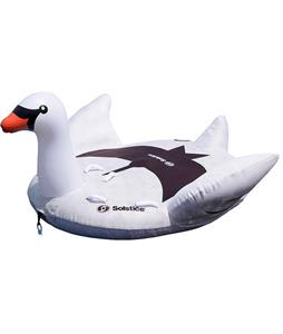 Solstice Giant Swan Lay-On Towable Tube