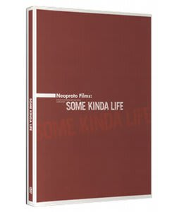Some Kinda Life Snowboard DVD