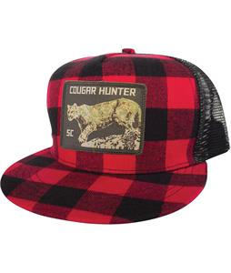Spacecraft Cougar Hunter Trucker Cap