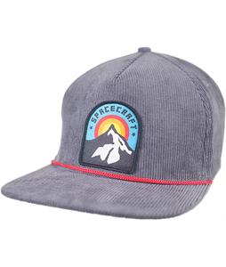 Spacecraft Explorer Cap