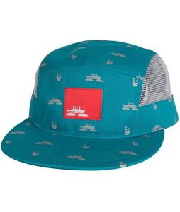 Spacecraft Throwback 5 Panel Cap