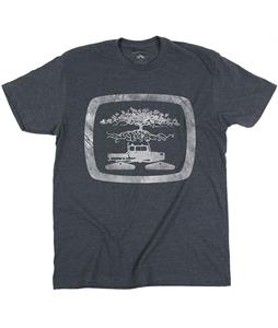 Spacecraft Tree Badge T-Shirt