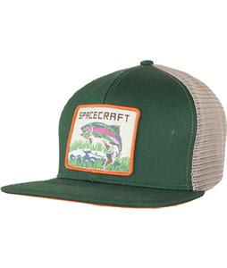 Spacecraft Wilderness Trucker Cap