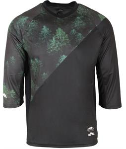 Spacecraft X Paris Gore Tree Top 3/4 Sleeve Bike Jersey