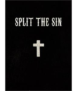 Split The Sin (Sequence Films) Snowboard Dvd
