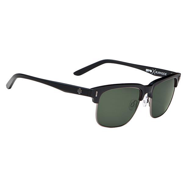 Spy Burnside Sunglasses Matte Black / Grey Lens U.S.A. & Canada