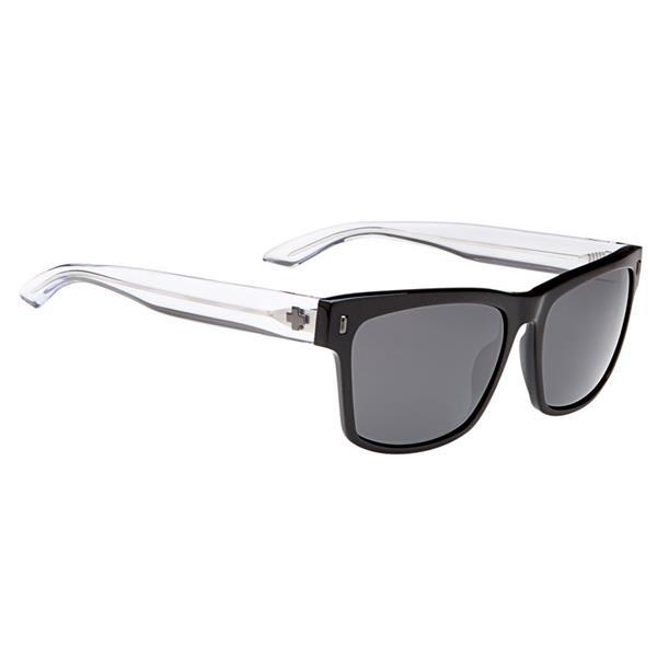 Spy Haight Sunglasses Black Crystal / Grey Lens U.S.A. & Canada