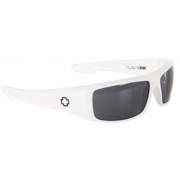 Spy Logan Sunglasses White / Grey Lens U.S.A. & Canada
