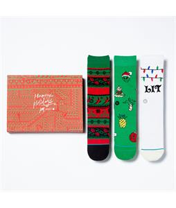 Stance Ornaments 3-Pack Socks