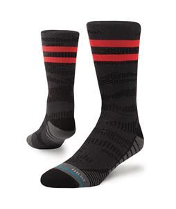 Stance Training Uncommon Solids Crew Athletic Socks